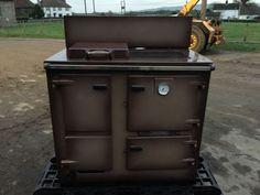 Esse solid fuel wood burning cooker / boiler unfinished project