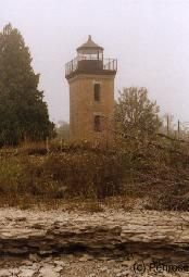 Peninsula Point Lighthouse, MI