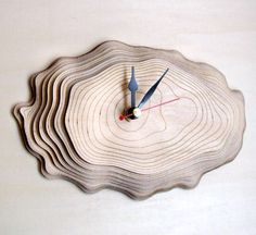 """""""Dendrochronology"""" is the study of annual rings in a tree when time is cut short. #wordoftheday 3/25/15"""