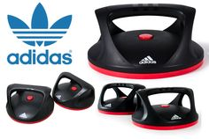 adidas SWIVEL PUSH UP BARS main purpose is to assist and support you to build your upper body and core strength with this set of swivel push up bars! Push Up Bars, Gym Accessories, Upper Body, Strength Training, Muscle, Weight Loss, Adidas, Fitness, Shopping