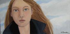 Nicole Le Groumellec, La Tête dans les Nuages 2 on ArtStack #nicole-le-groumellec #art