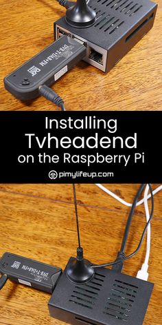 Stream TV from your Raspberry Pi by using a USB TV tuner and the Tvheadend software. You can even use the Tvheadend software to record live tv. Raspberry Pi Os, Raspberry Pi Computer, Robotics Projects, Pi Projects, Cool Electronics, Electronics Projects, Computer Diy, Computer Programming, Raspberry Projects