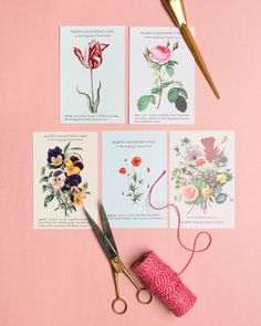 5 Last-Minute DIY Ideas for Saying Happy Valentine's Day - DIY Weddings - Martha Stewart Weddings