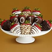 Great way to start the New Year  Chocolate Covered Strawberries!