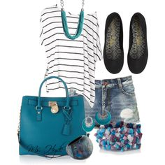 Untitled #1044, created by mshyde77 on Polyvore