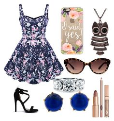 """""""#18"""" by andreea-ioa-na on Polyvore featuring Qupid, Casetify, MANGO, Decree and BERRICLE"""