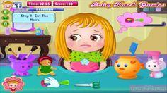 ᶠᵘˡˡ ᴴᴰ Baby Hazel Hair Care