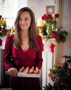 Christmas with Pippa Middleton, get started early!