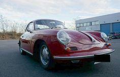 En ce moment aux enchères #Catawiki: Porsche 356 C - 1964