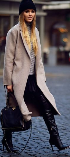 Winter Look by Kayture.