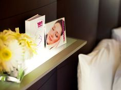 Point Hotel Taksim | DELUXE ROOM Guest Rooms, Floating Nightstand, Floating Headboard, Guest Bedrooms, Guest Room, Living Rooms