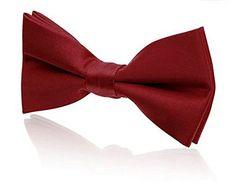 Fliege Herren Bordeaux Wein Rot aus feinem Edel Satin Konfirmation Anzug Smoking Schleife Schlips, http://www.amazon.de/dp/B00PE2GJ04/ref=cm_sw_r_pi_awdl_xB59wb03FA1VT