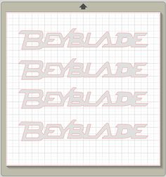 Beyblade Font Party Ideas In 2019 Party Font Beyblade