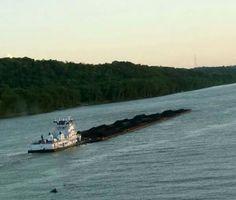Beautiful Ohio River
