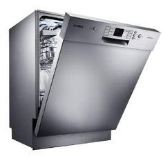 Bosch Opvaskemaskine SMU55M05SK