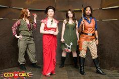 Firefly Group Cosplay Halloween Cosplay, Cosplay Costumes, Halloween Costumes, Amazing Cosplay, Best Cosplay, Firefly Cosplay, Group Cosplay, Group Costumes, Warrior Princess