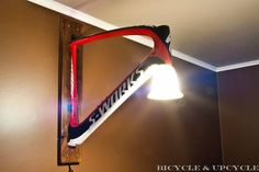 The bicycle recycled for #nationalupcyclingday | Two Wheels Better
