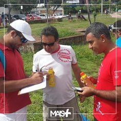 Ação realizada do dia 20/3 ao dia 29/03 em Belo Horizonte para a inauguração da loja Decathlon na cidade. #Decathlon