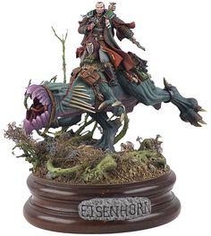 U.K. 2007 - Figurine Grande Echelle - Demon Winner, le site non officiel du Golden Demon