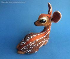 Little deer 2 by thai-binturong on DeviantArt