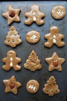 Lebkuchen - German Gingerbread Cookies – LeelaLicious