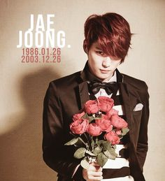 Nice one of Jaejoong. Any idea what those dates mean? @sillykitty808 @Chelsie Agena