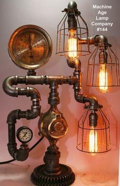 pipe lamp - Google Search