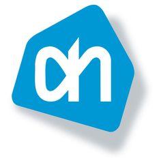 Je herkent dit logo simpel, er staat als je goed kijkt staat er ah in een licht blauw husje