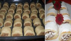 Kolaci I Torte, Bread And Pastries, Biscuit Cookies, Strudel, Hot Dog Buns, Baked Goods, Sushi, Biscuits, Muffins