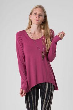 Lush Long Sleeve Shirt