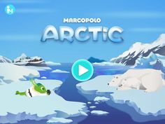 Marco polo Arctic review: http://sweetkidsapps.com/marcopolo-arctic-review/