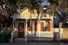 Florida Memory - House at 821 Francis Street - Key West, Florida Key West Florida, Florida Usa, Florida Keys, Coastal Homes, Coastal Living, Coastal Decor, Key West House, Key Photo, Lime Pie