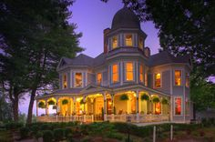 Haunted House:  Biltmore Village Inn, Asheville, NC