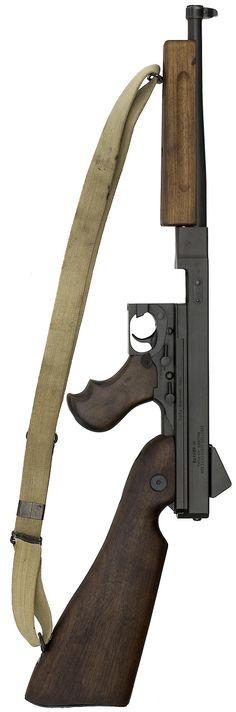 Auto-Ordinance Thompson Submachine Gun