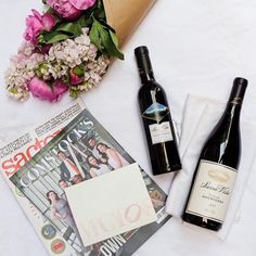 via @eldoradowines: #Repost @gechocolates  Good wine fresh flowers a stack of local magazines and a beautiful box of macarons. Life is good.  El Dorado county where I grew up has over 40 wineries like the one featured here- @sierravistawinery.  Each winemaker grows different grape varietalsand creates wines that pair well with just about anything in the Sacramento region especially chocolate and macarons! @eldoradowines
