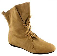 Lavish BOA Womens Ladies Fashion Lace Ankle Boot Shoes Flat ON Ebay Australia | eBay