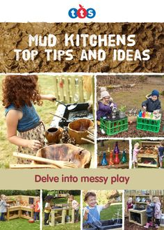 Top tips and ideas for creating a mud kitchen. Inspiring ideas on how to engage young children and how to select the perfect accessories for your outdoor area. Activities For Girls, Outdoor Activities For Kids, Outdoor Learning, Outdoor Play, Mud Kitchen For Kids, Kitchen Tops, Outdoor School, Outdoor Classroom, Natural Playground