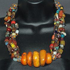 Amazigh tribal necklace from Morocco