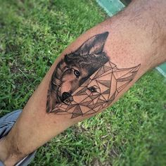 Check out this awesome half abstract half realistic wolf tattooed by Jean! @jeantattooart For consultations, information and appointments call the studio at 305.531.0204 or email info@miamitattooco.com Miami Tattoo Co., 1218 Washington Ave. South Beach, FL, MiamiTattooCo.Com Jean is proudly sponsored by @MiamiTattooCo and @RadiantColorsInk #miamitattooco #miamibeach #southbeach #miamitattoos #miami #tattoos #tatuadoresvenezolanos #tatuadoresmaracuchos #skinartmag #tattooideas #watercolor...