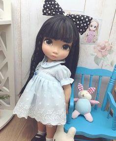 disney animator doll by amytaohua