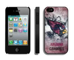 NFL phone case Arizona cardinals FOR Iphone 4/4S 16883