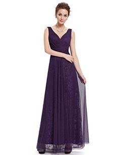 Ever Pretty Womens Sleeveless Lace Long Bridesmaids Dress 6 US Purple Ever-Pretty http://www.amazon.com/dp/B0191FYU0U/ref=cm_sw_r_pi_dp_38yPwb1KN6655