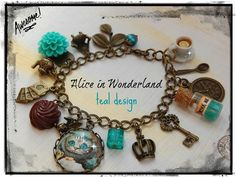 Hey, I found this really awesome Etsy listing at https://www.etsy.com/listing/173330553/alice-in-wonderland-jewellery-bracelet