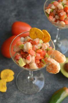 Shrimp Ceviche – Sizzlefish