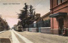 Legnano, Tram di Legnano, 1950