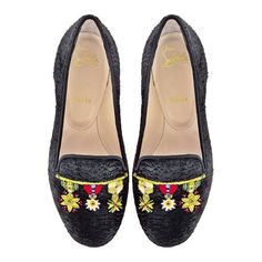 christian louboutin daffodile pumps black, Terracotta Suede