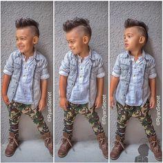 SnapWidget | By @ryansecret Cool pants by @tinytrendz_ #postmyfashionkid #fashionkids