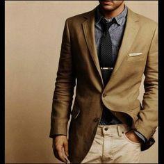 Stuff I Wish Men Would Wear