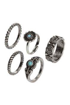 5-pack rings