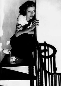 Edward STEICHEN :: Loretta Young, 1932